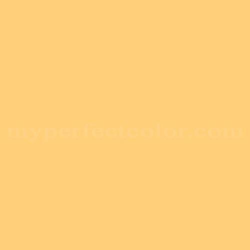 Match of Richard's Paint™ 2435-D Buttercup Cream *