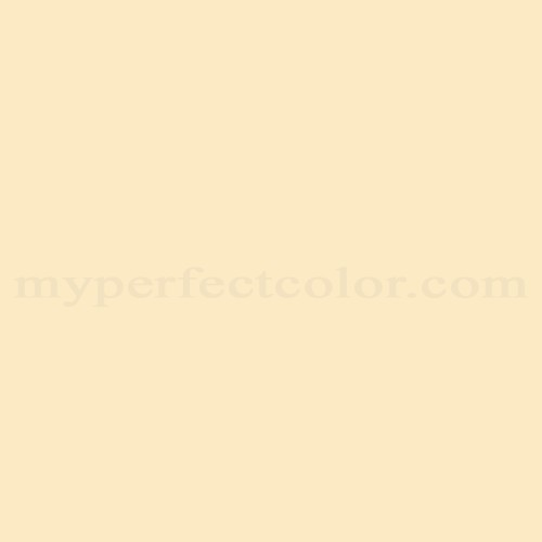 Match of Richard's Paint™ 2443-P Butter Frosting *