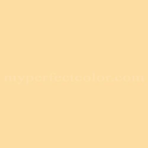 Match of Richard's Paint™ 2444-T Pale Gold *