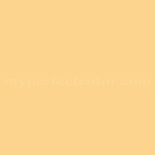 Match of Richard's Paint™ 2445-T Butterscotch Royal *