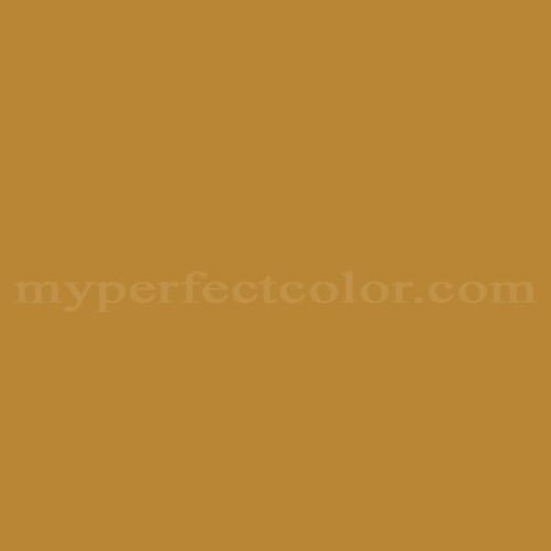 Match of Richard's Paint™ 2458-A Golden Harvest *