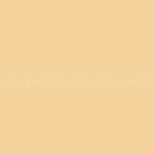 Match of Richard's Paint™ 2464-T Pale Sunflower *