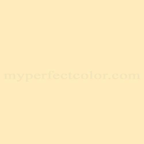 Match of Richard's Paint™ 2492-P Pale Globeflower *