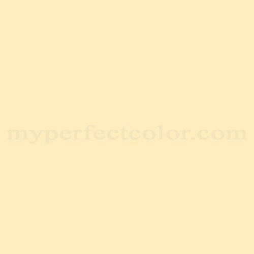Match of Richard's Paint™ 2513-P Lemon Yogurt *