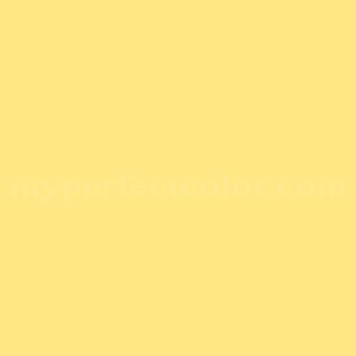 Match of Richard's Paint™ 2526-D Lemon Glaze *
