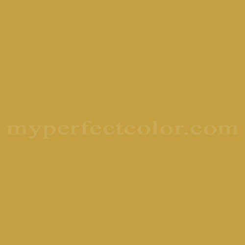 Match of Richard's Paint™ 2538-A Gold Coin *