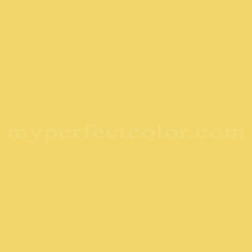 Match of Richard's Paint™ 2545-D Spring Forsythia *