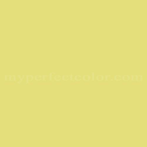 Match of Richard's Paint™ 2566-D Lemon Lime *