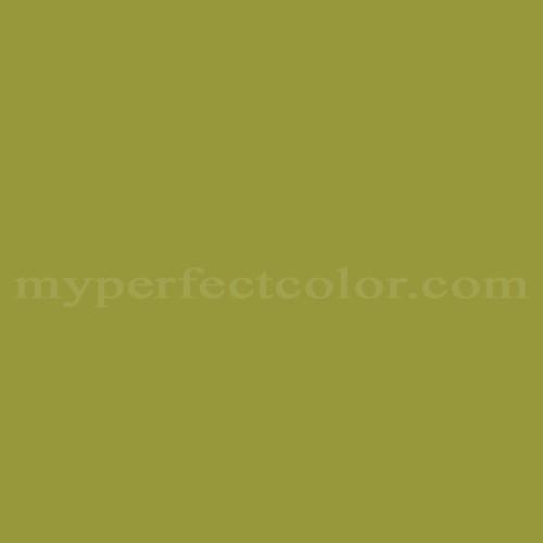 Match of Richard's Paint™ 2578-A Chartreuse *