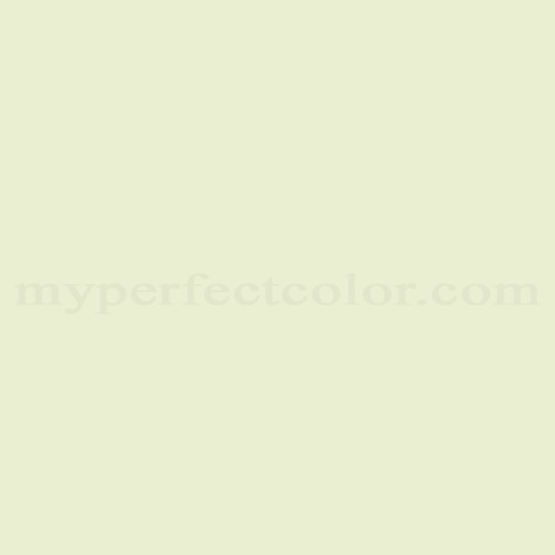Match of Richard's Paint™ 2621-P Sheer Green *