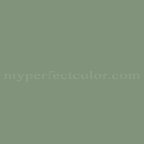 Match of Richard's Paint™ 2656-D Dusty Green *