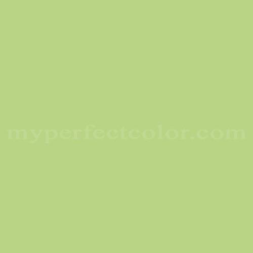 Match of Richard's Paint™ 2665-D Granny Smith *