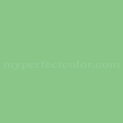 Match of Richard's Paint™ 2696-D Alpine Mint *