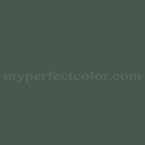 Match of Richard's Paint™ 2718-A Green Jeans *