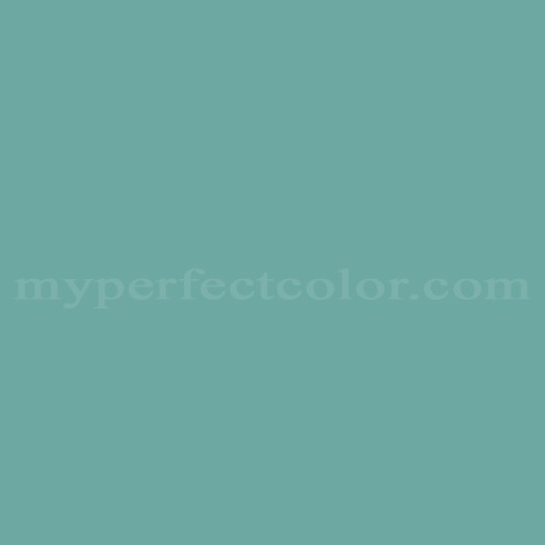 Match of Richard's Paint™ 2796-D Dusty Teal *