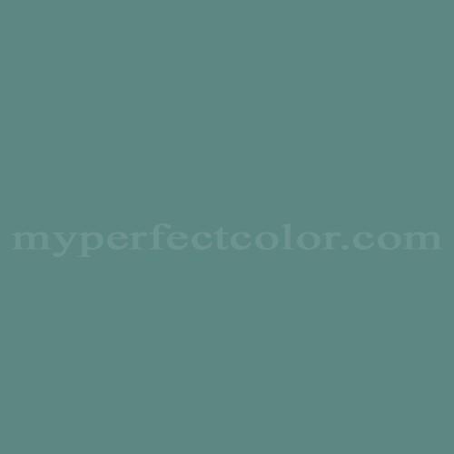 Match of Richard's Paint™ 2847-D Terrific Teal *