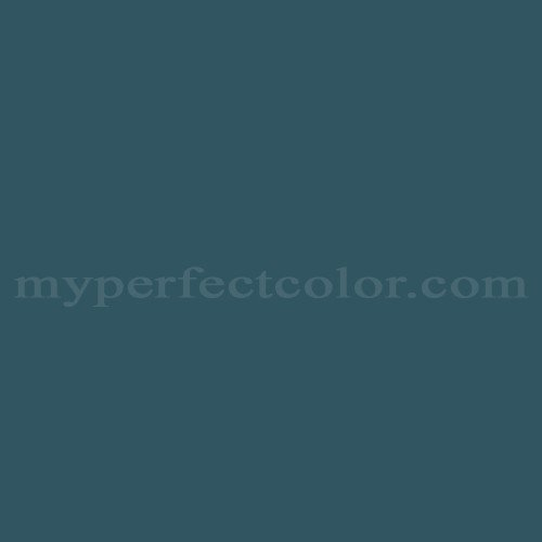 Match of Richard's Paint™ 2858-A Electric Teal *