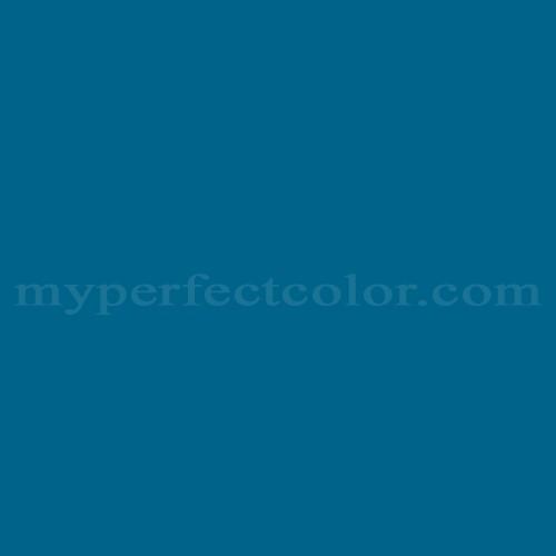 Match of Richard's Paint™ 2888-A Michael Blue *