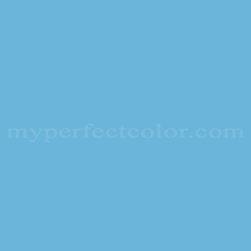 Match of Richard's Paint™ 2945-D Blue Silk *