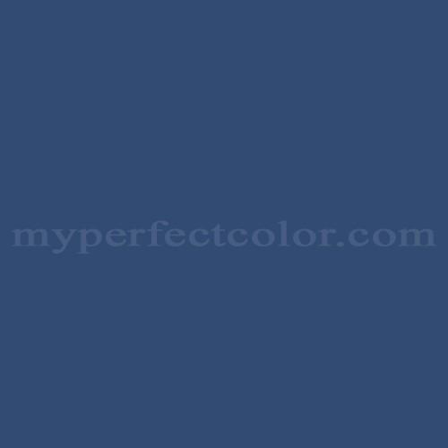 Match of Richard's Paint™ 2948-A Holland Blue *