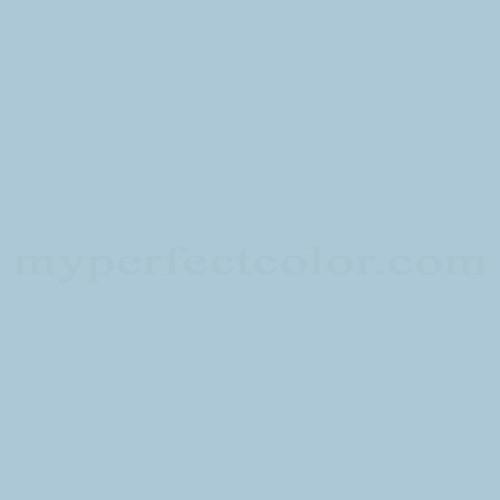 Match of Richard's Paint™ 2953-P Blue Haze *