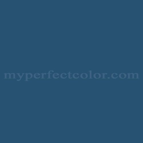 Match of Richard's Paint™ 2958-A Bayou Blues *