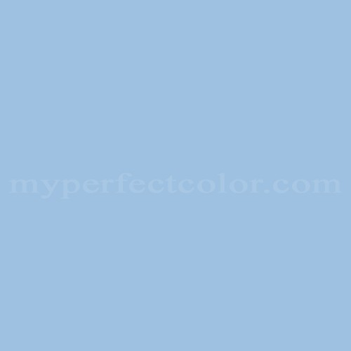 Match of Richard's Paint™ 2984-T Lullaby Blue *