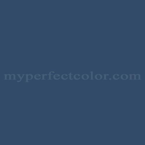 Match of Richard's Paint™ 2998-A Blue Mountain *