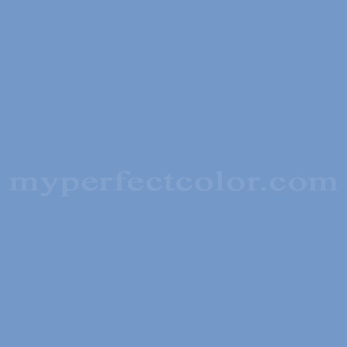 Match of Richard's Paint™ 3026-D Traditional Blue *
