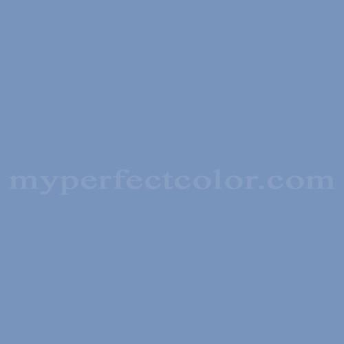 Match of Richard's Paint™ 3036-D Bethany Blue *