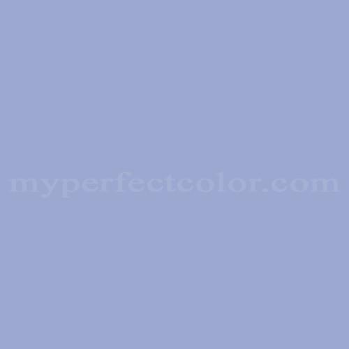 Match of Richard's Paint™ 3055-D Virginia Bluebelle *