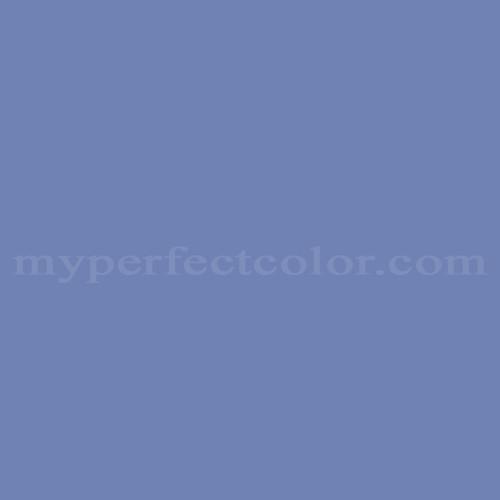 Match of Richard's Paint™ 3057-D Blurple *
