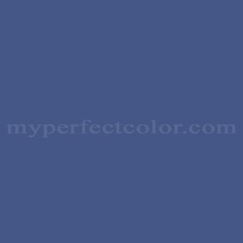 Match of Richard's Paint™ 3058-A Blue Iris *