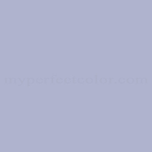 Match of Richard's Paint™ 3064-T Blue Flax *