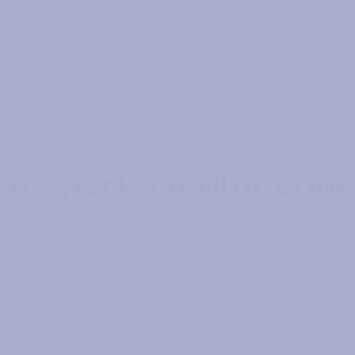Match of Richard's Paint™ 3074-T Pale Larkspur *
