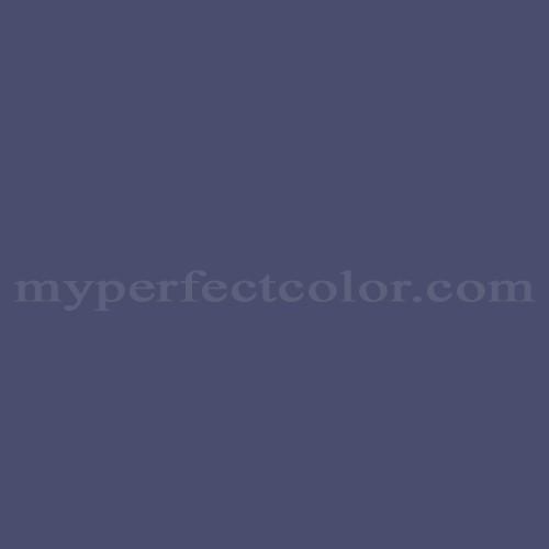 Match of Richard's Paint™ 3078-A Wild Elderberry *
