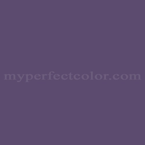 Match of Richard's Paint™ 3098-A Empire Violet *
