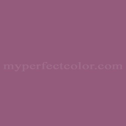 Match of Richard's Paint™ 3127-A Ashen Plum *
