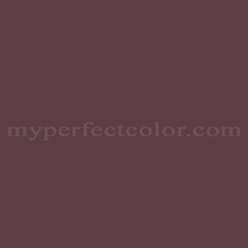 Match of Richard's Paint™ 3138-A Ruby Plum *