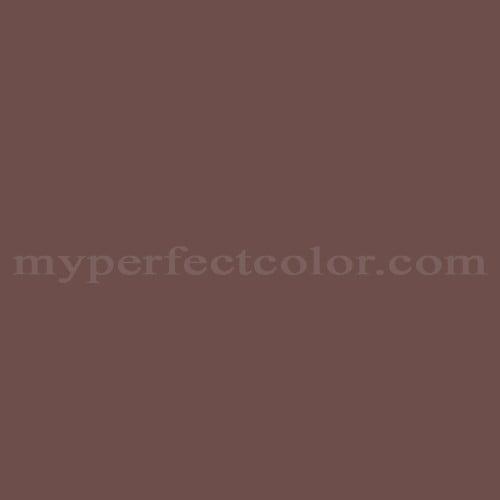 Match of Richard's Paint™ 3158-A Chocolate Souffle *