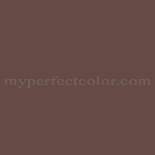 Match of Richard's Paint™ 3168-A Milk Chocolate *