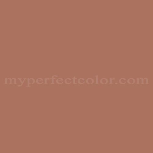 Match of Richard's Paint™ 3187-D Henna *