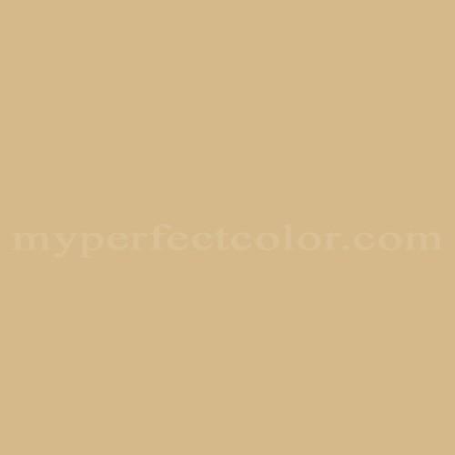 Match of Richard's Paint™ 3376-D Carthage Gold *
