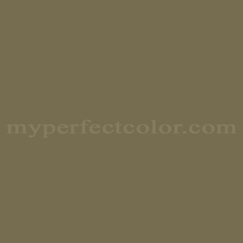 Match of Richard's Paint™ 3458-A Mount Olive *