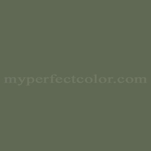Match of Richard's Paint™ 3498-A Deep Woods *