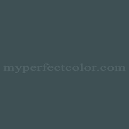 Match of Richard's Paint™ 3558-A Thunder Bay *