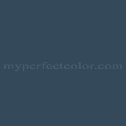 Match of Richard's Paint™ 3578-A Blue Jeans *