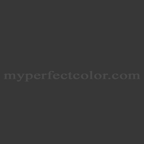 Match of Richard's Paint™ 3598-A Black Abyss *