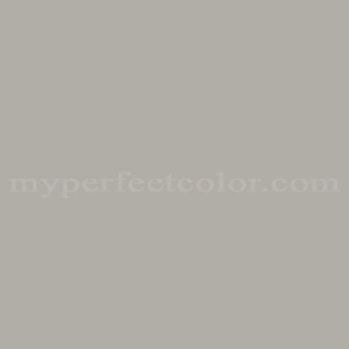 Match of Richard's Paint™ 3615-T Porcelain Gray *
