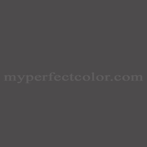 Match of Richard's Paint™ 3638-A Black Wool *